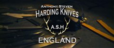 Tony Harding Bushcraft Knife Maker Promo Video